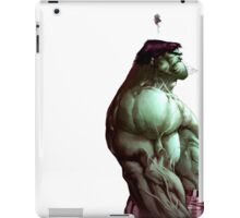 The Spider and the Beast iPad Case/Skin
