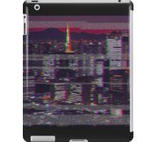 Futuristic City iPad Case/Skin