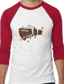 Anatomy of a Dalek Men's Baseball ¾ T-Shirt