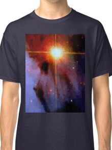 Supernova Abstract Classic T-Shirt