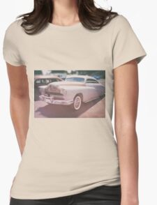 Rat Rod 6 Womens Fitted T-Shirt