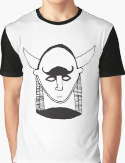 Iden, The Terrible Viking Graphic T-Shirt