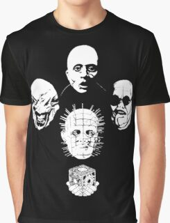 Cenobite Rhapsody Graphic T-Shirt
