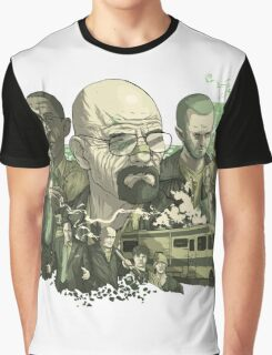 Breaking Bad Periodic Table Graphic T-Shirt