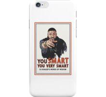 DJ KHALED [4K] iPhone Case/Skin