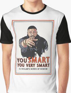 DJ KHALED [4K] Graphic T-Shirt