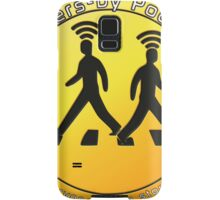 Passers-by Podcast Merchandise! Samsung Galaxy Case/Skin