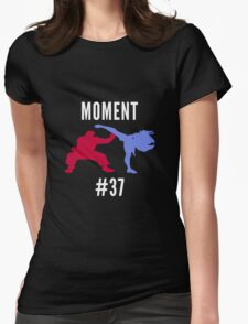 Evo Moment #37 Womens Fitted T-Shirt