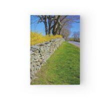 Spring Beyond ! Hardcover Journal