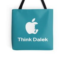Think Dalek  Tote Bag