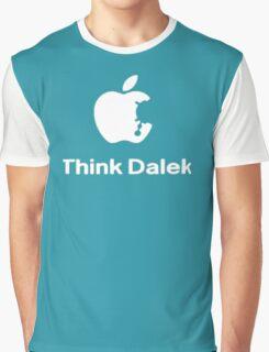 Think Dalek  Graphic T-Shirt