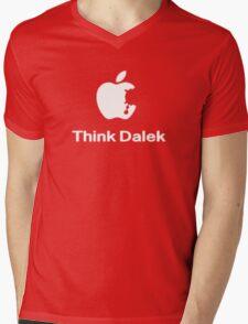 Think Dalek  Mens V-Neck T-Shirt