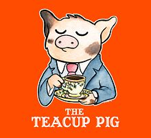 The Teacup Pig Unisex T-Shirt
