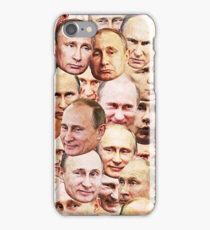 Vladimir Putin iPhone Case/Skin