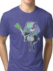 Hatsune Kirlia Tri-blend T-Shirt