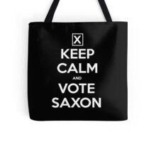 Vote Saxon  Tote Bag