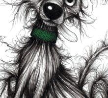 Bad dog Sticker