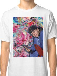 Marky Mark Wahlberg beauty art  Classic T-Shirt