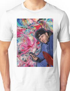 Marky Mark Wahlberg beauty art  Unisex T-Shirt
