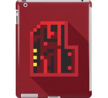Doom Key: Red iPad Case/Skin