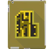 Doom Key: Yellow iPad Case/Skin
