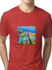 Brisbane, QLD Australia Tri-blend T-Shirt