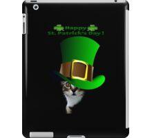 Happy St Patricks Day iPad Case/Skin