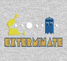 PAC DALEK Kids Clothes