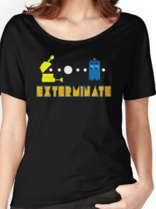 PAC DALEK Women's Relaxed Fit T-Shirt