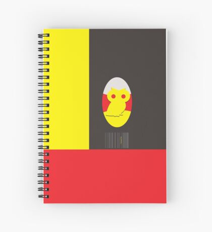 The Candy Corn Collection - Hoot Spiral Notebook