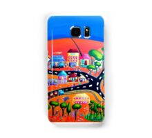 Silverton, NSW, Outback Australia Samsung Galaxy Case/Skin