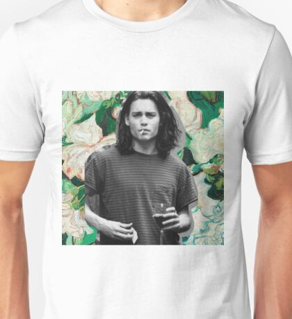 Young Johnny Depp Art Unisex T-Shirt