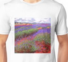 Lovelock's Lavender Unisex T-Shirt