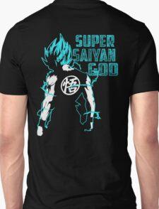 Goku Super Saiyan God T-Shirt
