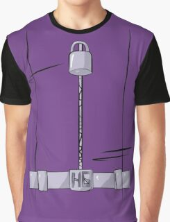 Hit Girl Frontal Graphic T-Shirt