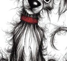 Barney dog Sticker