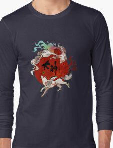 Okami Long Sleeve T-Shirt