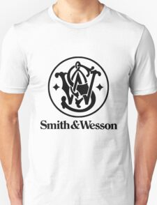 Smith & Wesson - Black Unisex T-Shirt