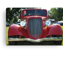 Classic Car 3 Canvas Print