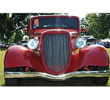 Classic Car 3 Photographic Print