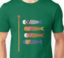 Japanese Koi Carp Unisex T-Shirt