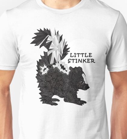 Little Stinker -pink- Unisex T-Shirt