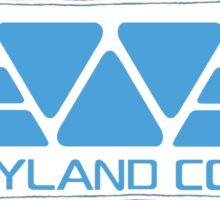 Weyland Corp Alien - Logo Sticker