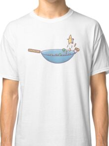 All wok and no play Classic T-Shirt