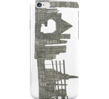 Big Complicated Block of Flats  iPhone Case/Skin