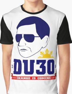 Duterte 2016 Graphic T-Shirt