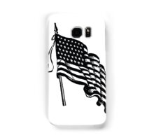 USA flag Samsung Galaxy Case/Skin
