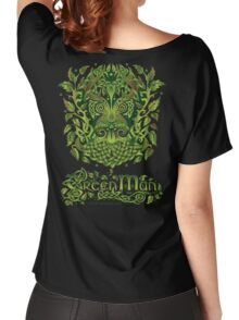 """The Green Man, or Jack o' the Green"" Women's Relaxed Fit T-Shirt"