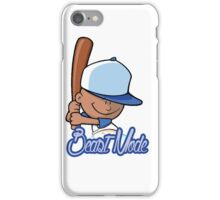 Backyard Baseball Pablo Sanchez Beast Mode Art iPhone Case/Skin