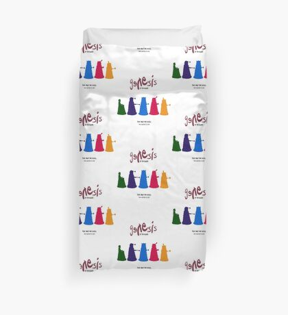 The Way We Roll Duvet Cover